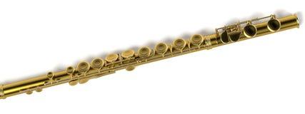 Φλάουτο (μουσικό όργανο) απεικόνιση αποθεμάτων