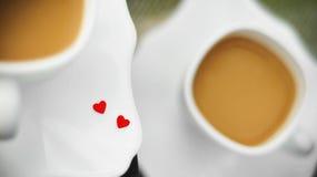 Φλιτζάνια του καφέ Στοκ Φωτογραφίες