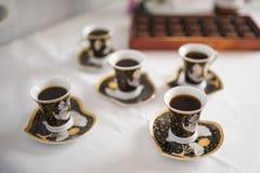 Φλιτζάνια του καφέ Στοκ εικόνα με δικαίωμα ελεύθερης χρήσης