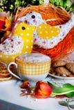 Φλιτζάνι του καφέ σε μια ακίνητη ζωή Στοκ Εικόνες