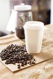 Φλιτζάνι του καφέ Aper Στοκ Εικόνα