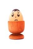 Φλυτζάνι αυγών στοκ εικόνες