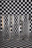 Φλυτζάνι γυαλιού στοκ εικόνα