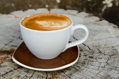 Φλυτζάνι καφέ για το ποτό Στοκ εικόνες με δικαίωμα ελεύθερης χρήσης