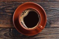φλυτζάνι καφέ καυτό Στοκ εικόνες με δικαίωμα ελεύθερης χρήσης