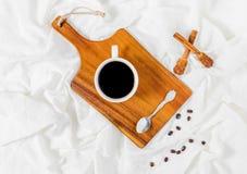 φλυτζάνι καφέ που έχει Στοκ εικόνες με δικαίωμα ελεύθερης χρήσης