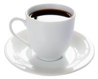 φλυτζάνι καφέ που απομονώ&nu Στοκ φωτογραφία με δικαίωμα ελεύθερης χρήσης