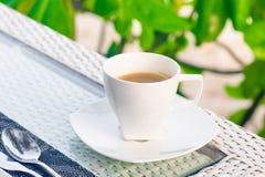 Φλυτζάνι καφέ Espresso Στοκ φωτογραφία με δικαίωμα ελεύθερης χρήσης