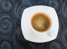 Φλυτζάνι καφέ Espresso Στοκ Φωτογραφίες
