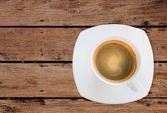 Φλυτζάνι καφέ Espresso Στοκ Εικόνες