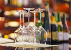 Φλυτζάνι κρασιού Στοκ φωτογραφίες με δικαίωμα ελεύθερης χρήσης