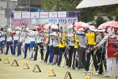 2015 φλυτζάνι-κόσμος της Ασίας που ταξινομεί τα πρωταθλήματα Στοκ εικόνα με δικαίωμα ελεύθερης χρήσης