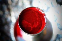 Φλυτζάνι με ένα αίμα Στοκ φωτογραφίες με δικαίωμα ελεύθερης χρήσης