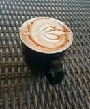 φλυτζάνι σοκολάτας καυ Στοκ φωτογραφία με δικαίωμα ελεύθερης χρήσης
