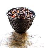 Φλυτζάνι του χαλαρού φύλλου Στοκ Φωτογραφία