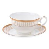 Φλυτζάνι το τσάι που απομονώνεται για Στοκ Φωτογραφίες