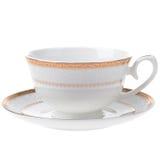Φλυτζάνι το τσάι που απομονώνεται για Στοκ Εικόνες