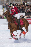 Φλυτζάνι 2017 Sankt Moritz πόλο χιονιού Στοκ εικόνα με δικαίωμα ελεύθερης χρήσης