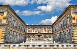 Φλωρεντία Ιταλία - παλάτι Pitti στοκ φωτογραφία