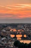 Φλωρεντία Ιταλία της Φλωρεντίας Στοκ εικόνα με δικαίωμα ελεύθερης χρήσης