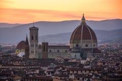Φλωρεντία Ιταλία της Φλωρεντίας Στοκ Εικόνα