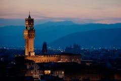 Φλωρεντία Ιταλία της Φλωρεντίας Στοκ Εικόνες