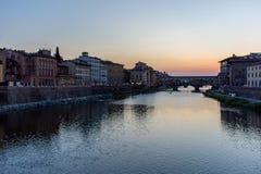 Φλωρεντία Ιταλία της Φλωρεντίας Στοκ Φωτογραφία