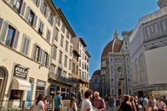 Φλωρεντία, Ιταλία Στοκ εικόνα με δικαίωμα ελεύθερης χρήσης