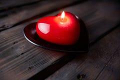 Φλόγα της αγάπης Στοκ Εικόνες