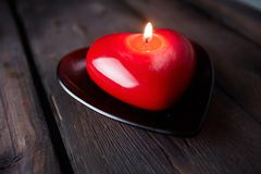 Φλόγα της αγάπης Στοκ φωτογραφία με δικαίωμα ελεύθερης χρήσης