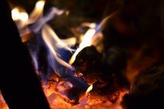Φλόγα Στοκ Φωτογραφία