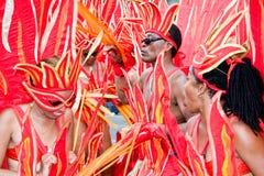 Φλόγες καρναβαλιού Στοκ εικόνα με δικαίωμα ελεύθερης χρήσης