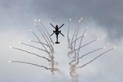 Φλόγες Apache Στοκ φωτογραφία με δικαίωμα ελεύθερης χρήσης