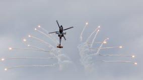 Φλόγες Apache Στοκ εικόνες με δικαίωμα ελεύθερης χρήσης