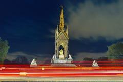 Χάιντ Παρκ & φω'τα Στοκ εικόνες με δικαίωμα ελεύθερης χρήσης