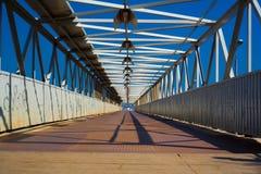 χάλυβας γεφυρών Στοκ Φωτογραφίες
