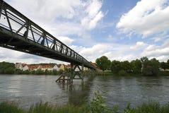 χάλυβας γεφυρών Στοκ φωτογραφίες με δικαίωμα ελεύθερης χρήσης