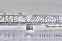 χάλυβας γεφυρών Στοκ εικόνες με δικαίωμα ελεύθερης χρήσης