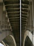 χάλυβας γεφυρών Στοκ Εικόνα