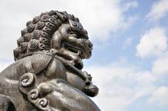 χάλυβας λιονταριών Στοκ Φωτογραφίες