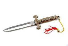 χάλυβας μαχαιριών Στοκ φωτογραφία με δικαίωμα ελεύθερης χρήσης
