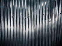 Χάλυβας που συσσωρεύει για τις εργασίες οικοδόμησης κτηρίου Στοκ Εικόνα