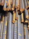 χάλυβας ράβδων Στοκ φωτογραφίες με δικαίωμα ελεύθερης χρήσης