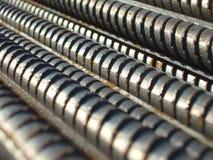 χάλυβας ράβδων Στοκ Φωτογραφία