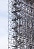 χάλυβας σκαλοπατιών Στοκ Εικόνα