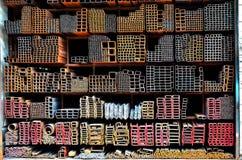 χάλυβας σωλήνων Στοκ φωτογραφία με δικαίωμα ελεύθερης χρήσης
