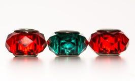 Χάντρες Jeweled Στοκ Φωτογραφία