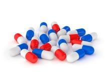 Χάπια ιατρικής διανυσματική απεικόνιση