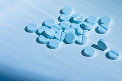 χάπια μερικά Στοκ φωτογραφίες με δικαίωμα ελεύθερης χρήσης