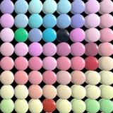 χάπια προτύπων στοκ εικόνες με δικαίωμα ελεύθερης χρήσης